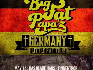 BIG FAT PAPA'Z LIVE IN GERMANY