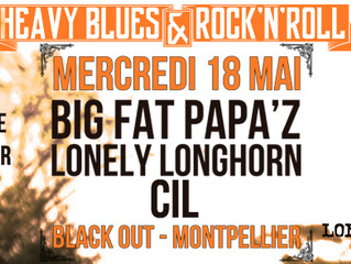 Plateau Heavy Blues & Psychedelic à Montpellier