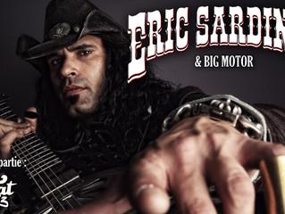 On tour with Eric Sardinas & Big Motor