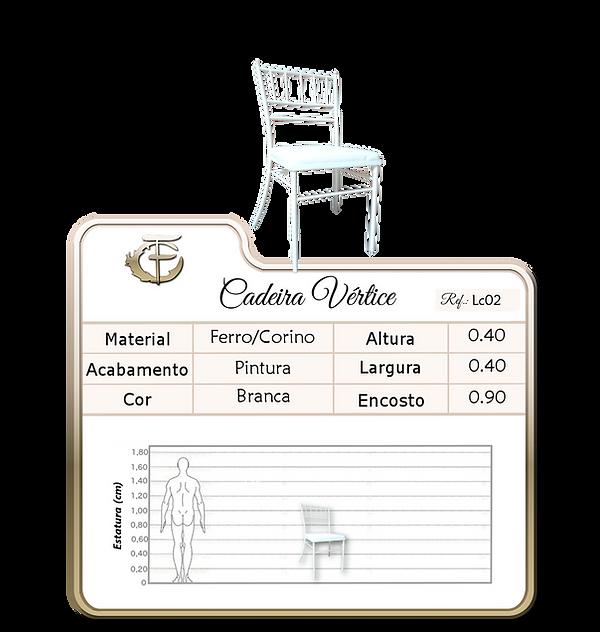 Cadeira Vértice