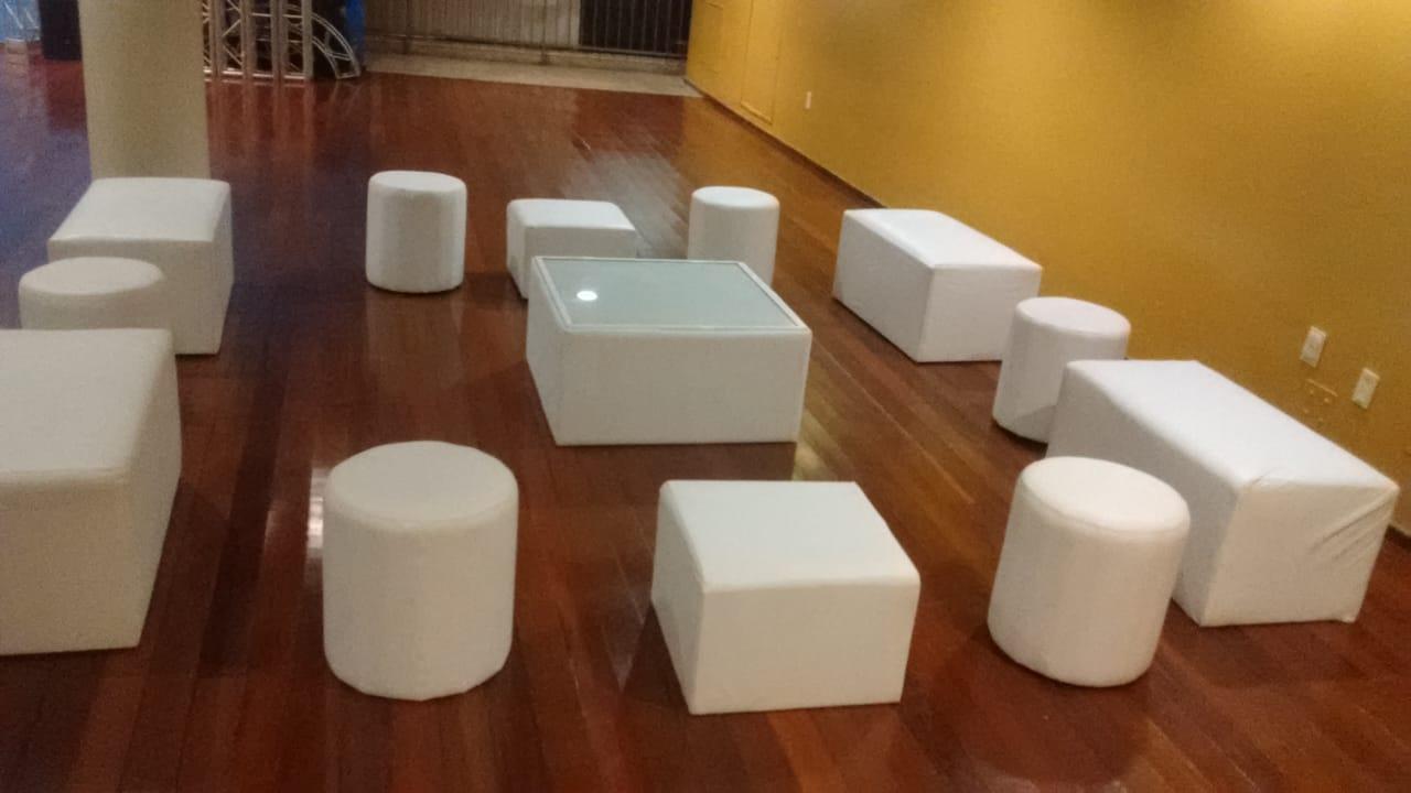 Mesa de centro Puff
