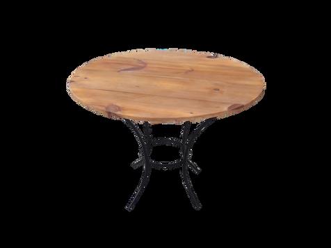 Mesa de convidados Wood