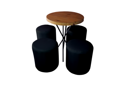 Conjunto Lounge Luna