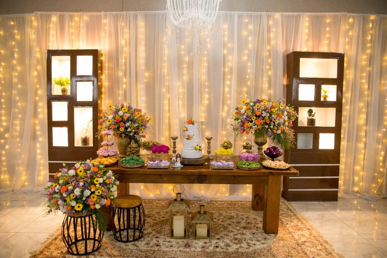 composição mesa florença