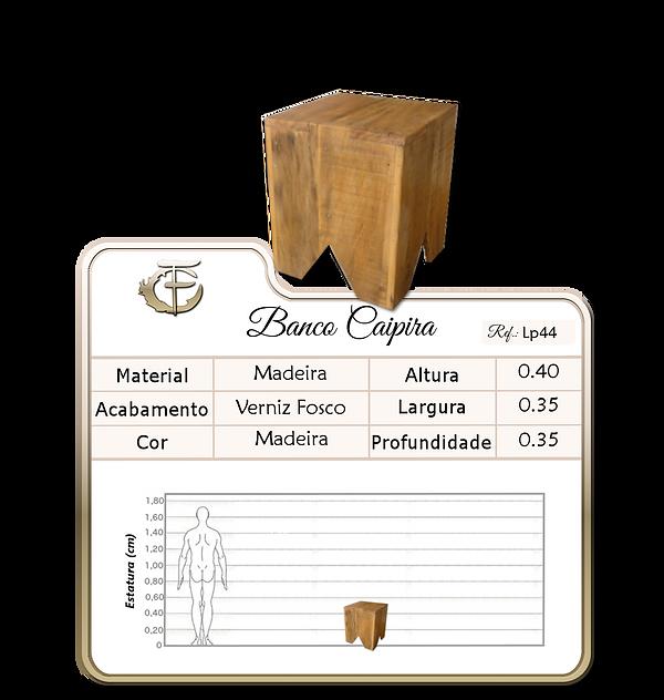 Banco Caipira