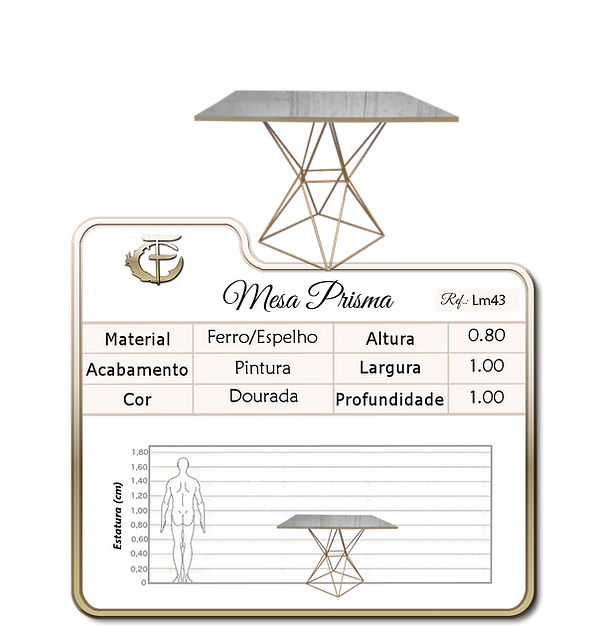 Mesa Prisma