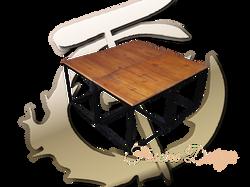 mesa de cnt serena nv
