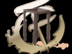 Mesa Bistrô Sany