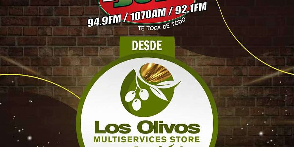 Los Olivos Multiservice Store Grand Opening
