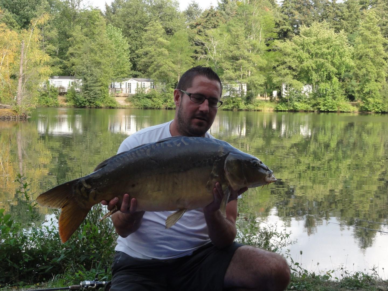 pêche étang