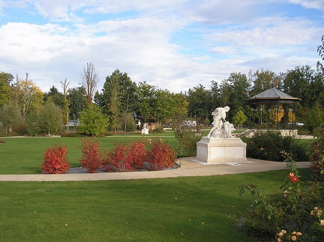 parc Cauchoix