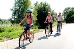 Paradis des cyclotouristes