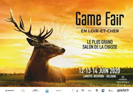 GAME FAIR  12th to 14th of June 2020 CANCELLED
