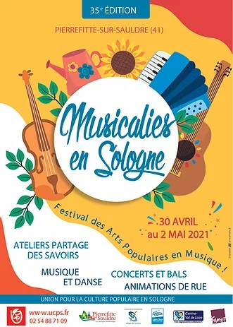 Musicalies 30th of April to 3rd of May 2021