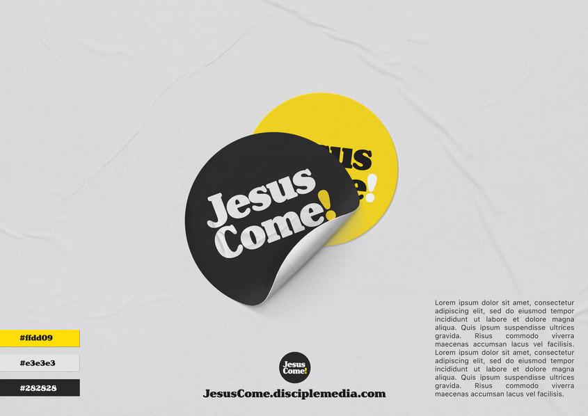 JesusCome!