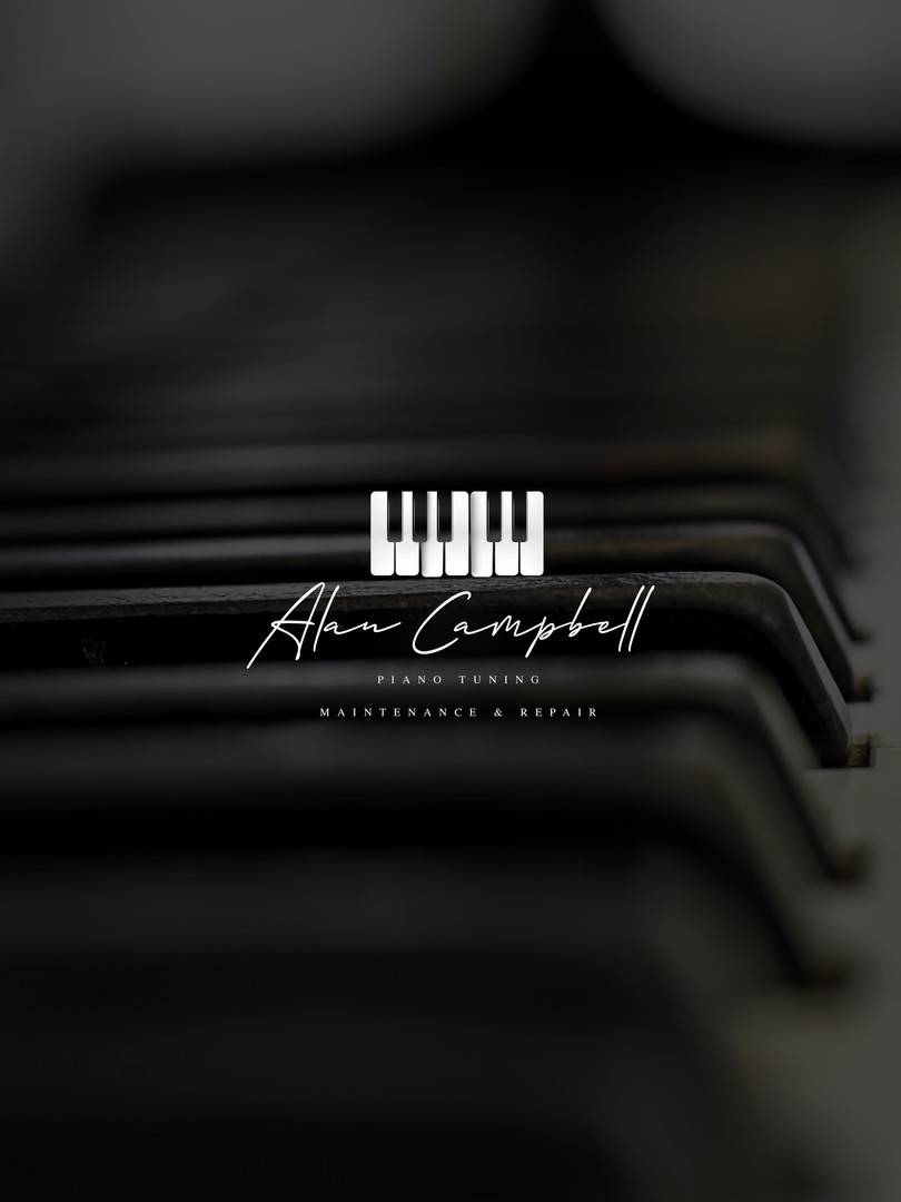 Alan Campbell Piano Tuner