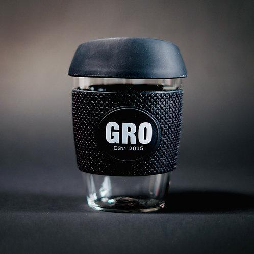 Gro Glass Coffee Mug