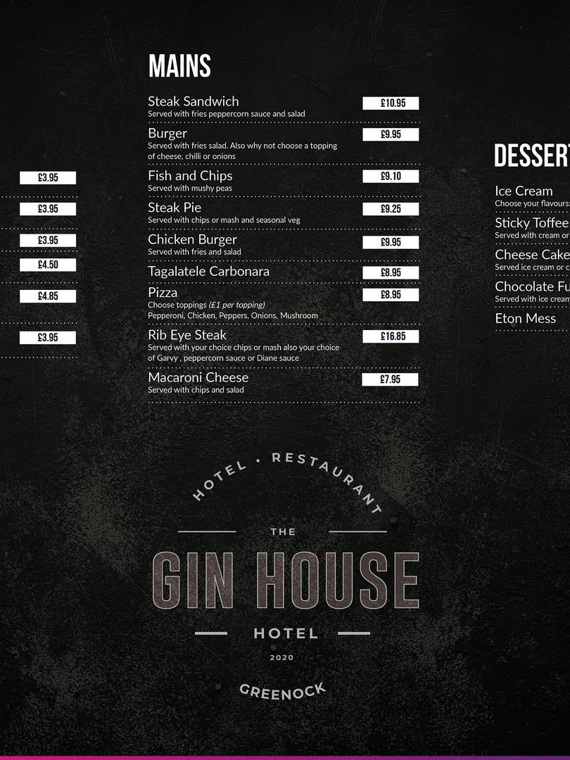 Gin House Hotel