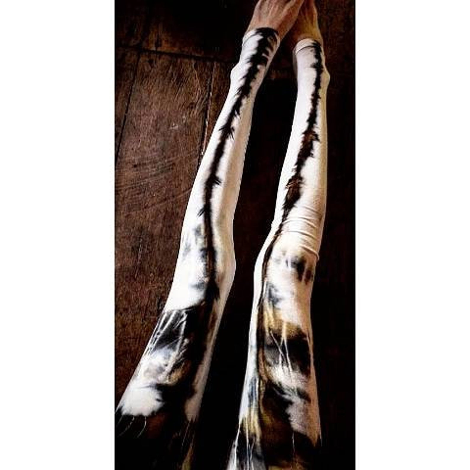 Industrial dye Leggings