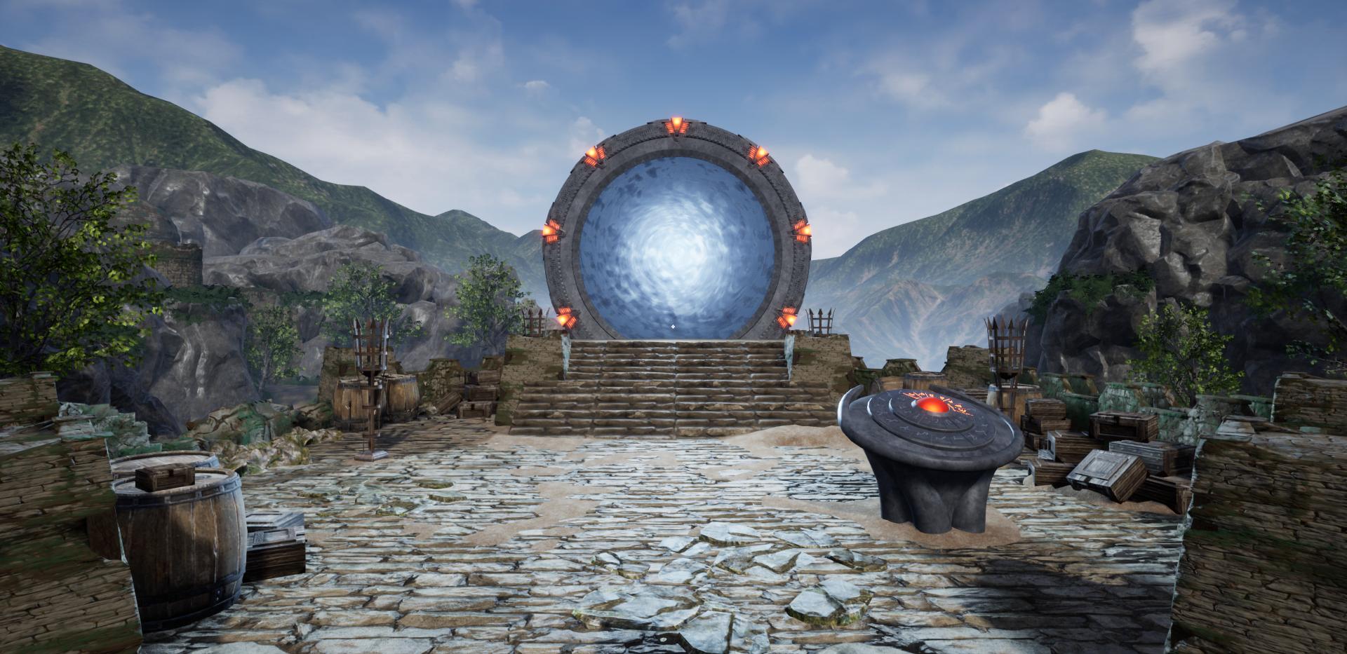 Active Stargate Profile
