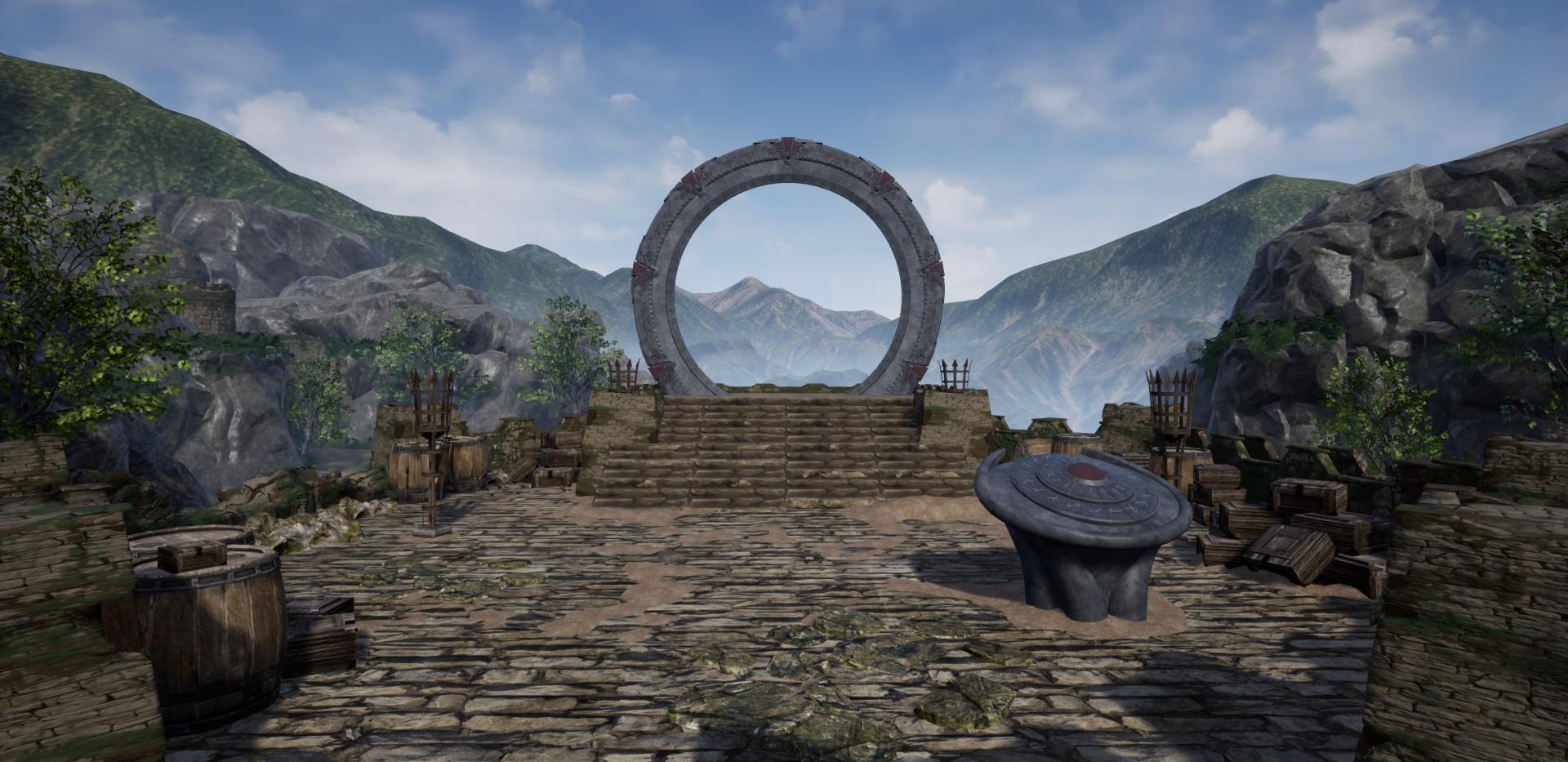 Stargate Profile