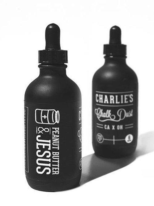 Charlies Chalk Dust Peanut Butter & Jesus