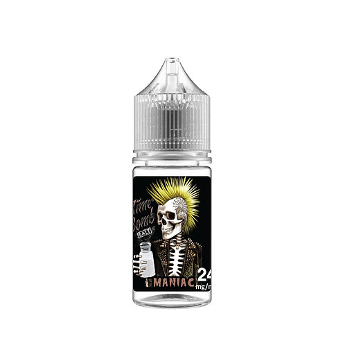 Time Bomb Salt - Maniac - 30ml