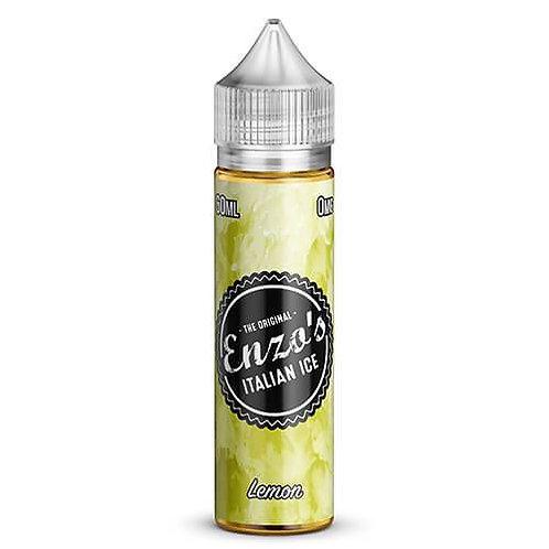 Enzo's Italian Ice Lemon
