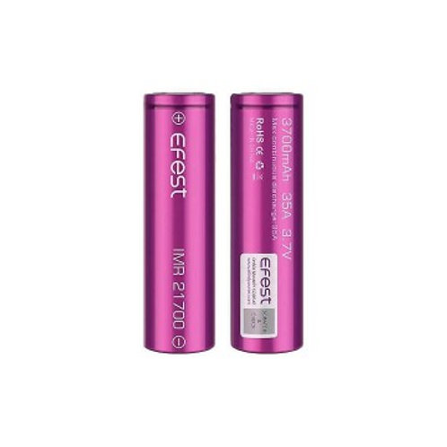 Efest 21700 3700mAh Battery (single)