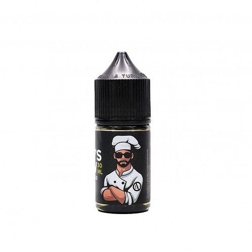 The Chef's Brew - Triple Mango Salted - 30ml