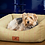 Thumbnail: Tweed Dog Bed