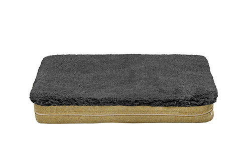 Tweed Mattress Cover (Grey Topper)