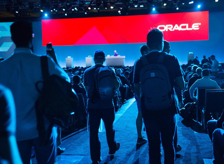 It's our 5th consecutive year of working on Oracle's Business Analytics Summit!