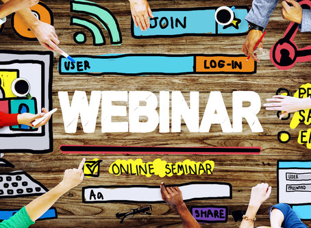 Webinars & Virtual Events: Your Ultimate Guide
