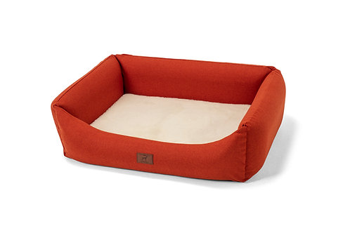 Fire Orange Outer Bed Cover