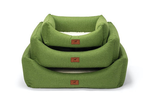 Apple Green Dog Bed