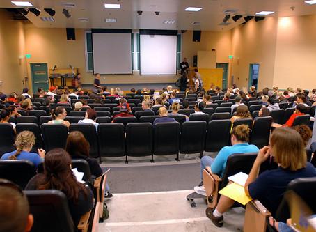 Seminar boosting for new client, Embarcadero