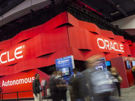 It's our 4th consecutive year of working on Oracle's Business Analytics Summit!
