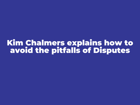 How To Avoid The Pitfalls Of SAP Disputes