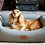 Thumbnail: Stone Grey Dog Bed