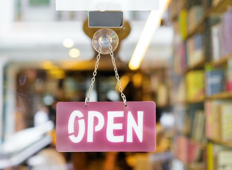 Open For Business: Five Step Recovery Plan