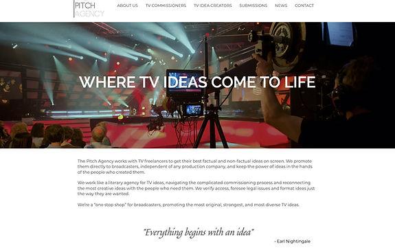Indent Marketing Website Design - Farnham - Surrey - UK
