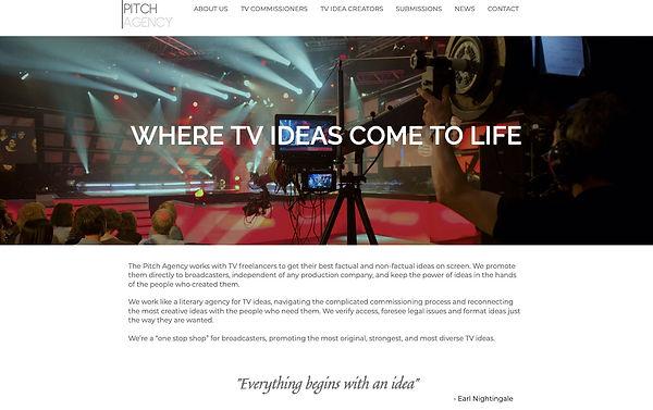 web design - ThePitchAgency.jpg