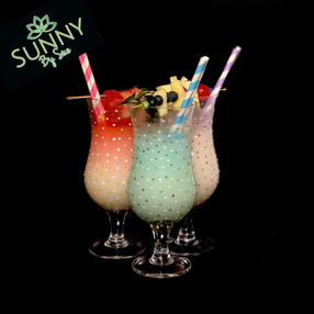 Coming Soon... Sunny by Sue Cocktail Glasses.