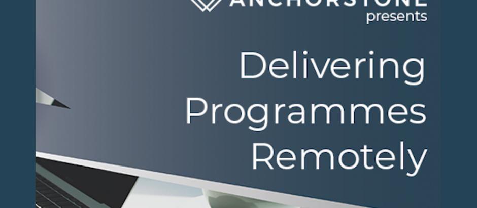 ON DEMAND WEBINAR: Delivering Programmes Remotely