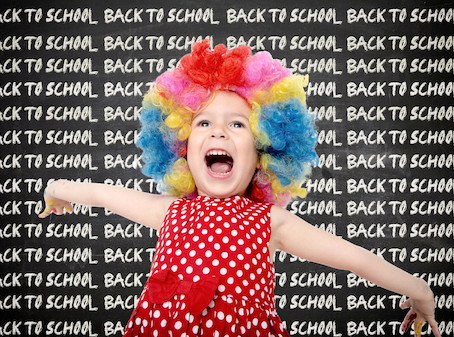 It's time to go 'Back to School', and a great time to kick off new projects!