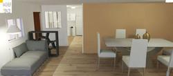 Projet d'aménagement d'un espace cui