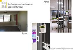 aménagement bureaux