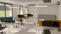 visuel 3D bureaux