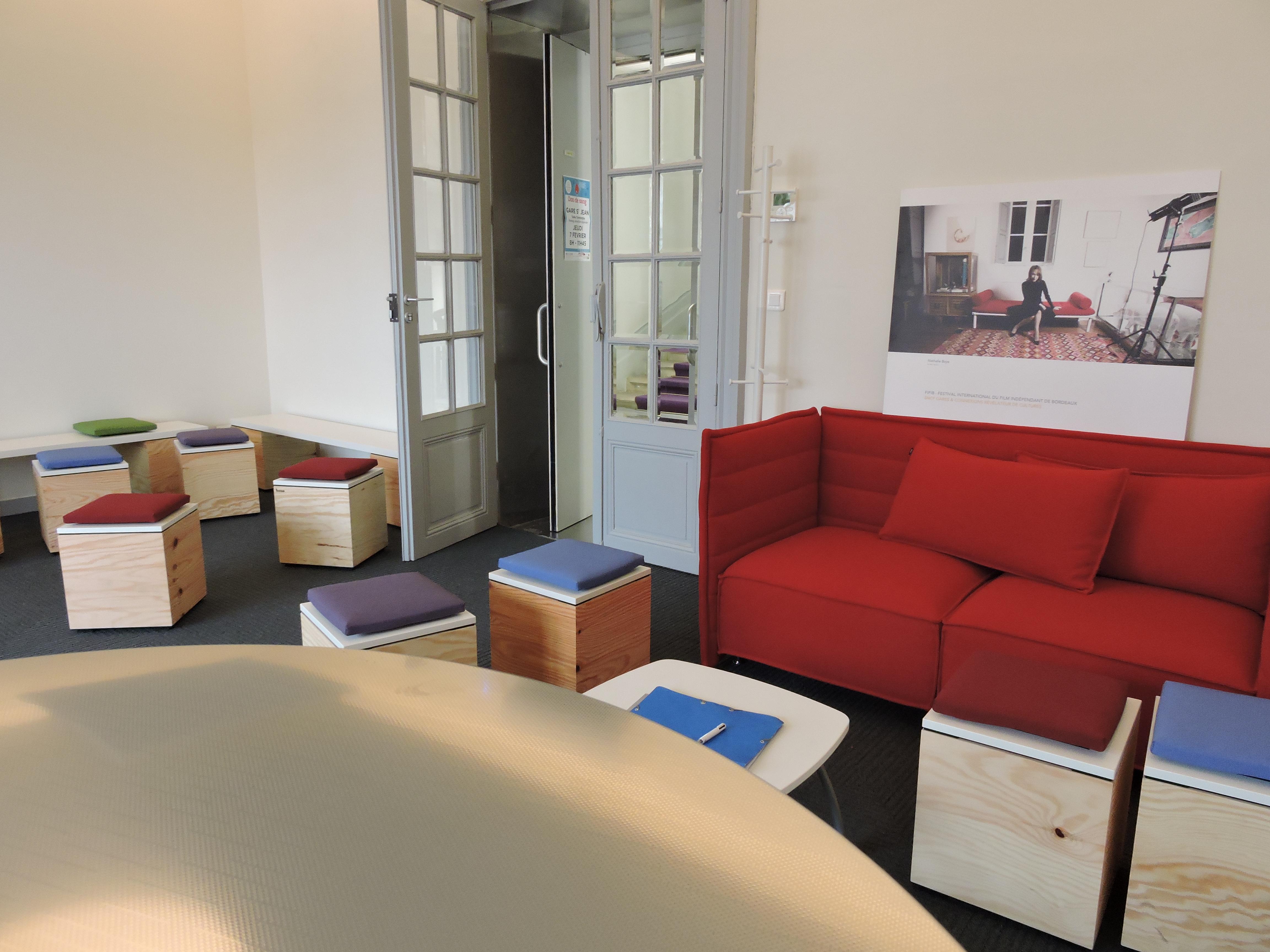 aménagement intérieur bureaux
